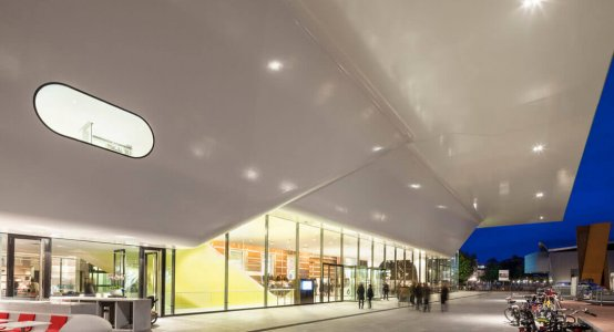 Composite-facade-wallpanel-wall-panel-manufacturer-company-Stedelijk-Museum-Amsterdam-Holland-Composites