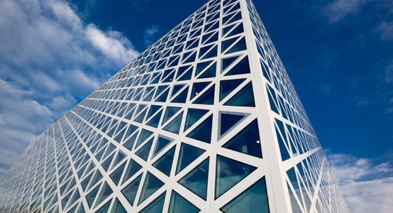 Composite-facade-wallpanel-cladding-Holland-Composites-Windesheim-building-X-Fassade