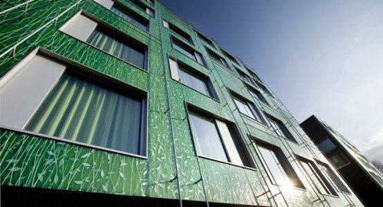 Holland-Composites-Raficlad-composite-facade-gevel-fassade-studentenhuisvesting-Klimop-Delft-wallpanel-gevelbeplating-gevelbekleding-gevelpanelen