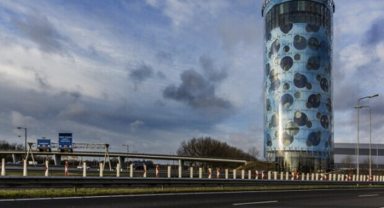 Composite-facade-wallpanel-wall-panel-manufacturer-company-Fletcher-hotel-A2-Amsterdam-Holland-Composites