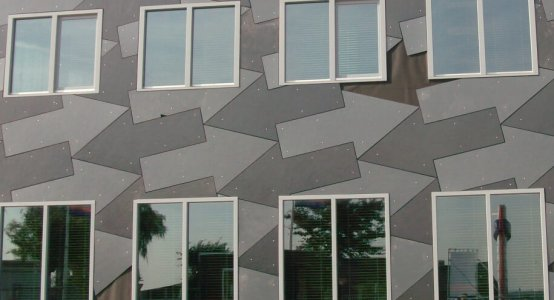 Holland-Composites-transparent-Raficlad-facade-wallpanel-composite-building-company-manufacturer-producer-Montfoort