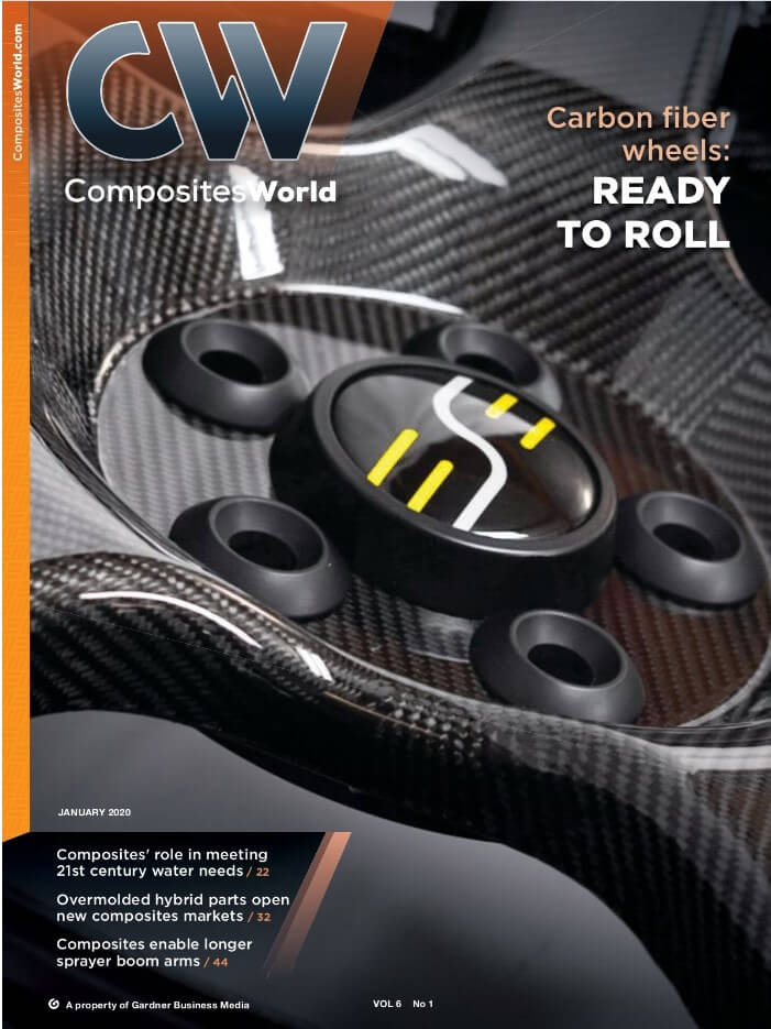 Capture d'écran_Cover_CompositesWorld_January_2020_Holland_Composites_article