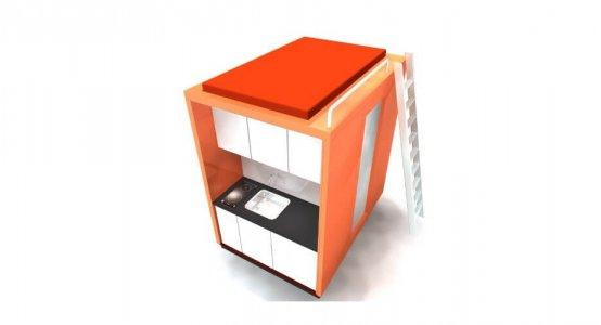 Holland-Composites-Smartcube-keuken-sanitair-unit-composiet-tijdelijk-wonen-compact-